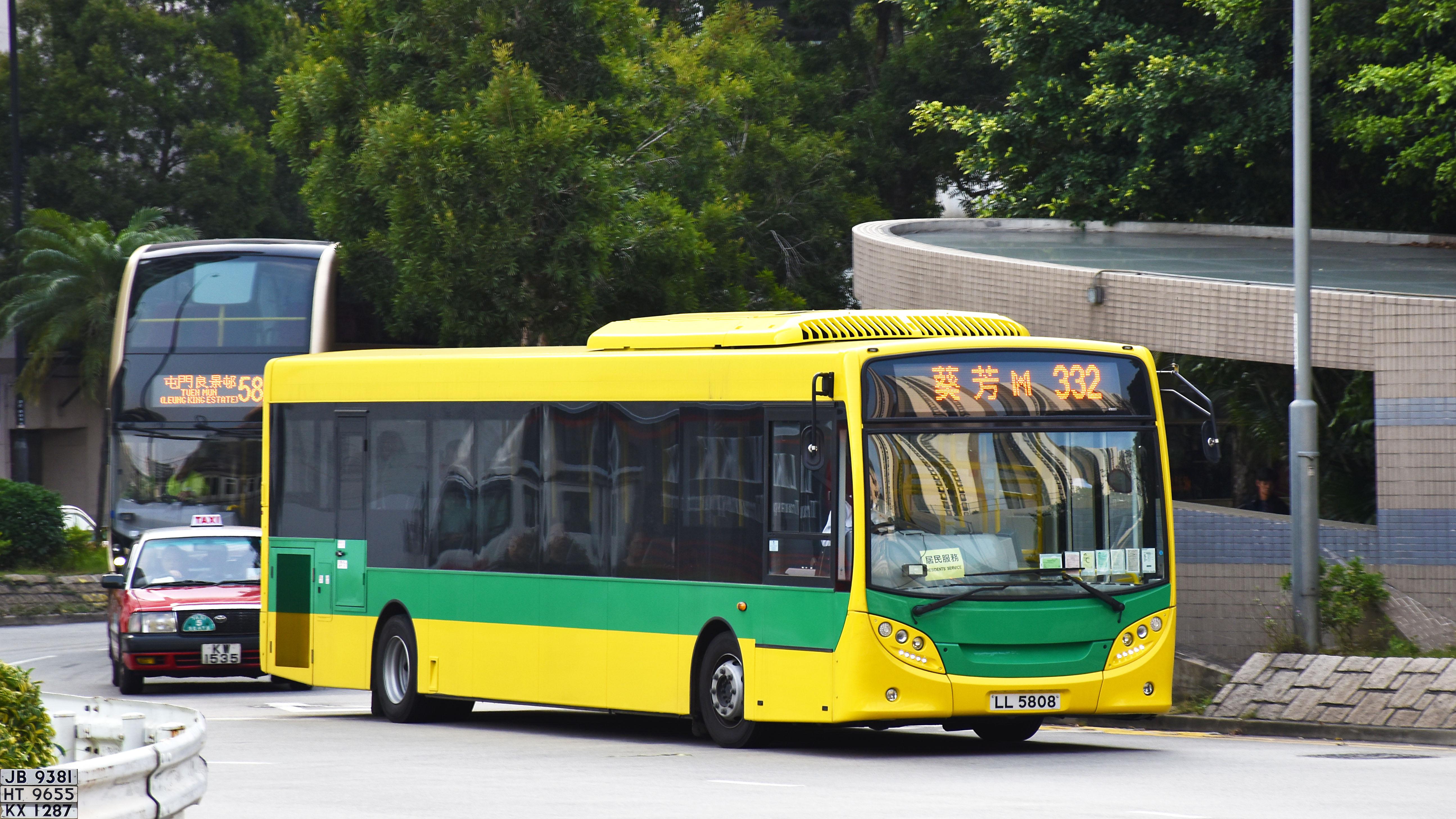 居民巴士NR332線