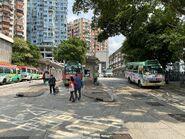 Tung Yan Street Temporary Public Light Bus Terminus 29-03-2021(1)