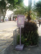 Grand Waterfront Plaza Free Shuttle Bus Pole Choi Ying