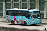 NN6355-SunshineCity Shuttle Bus