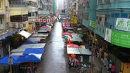 Fa Yuen Street Pedestrianisation