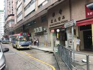 Cheung Sha Wan (Yee Kuk West Street) minibus stop