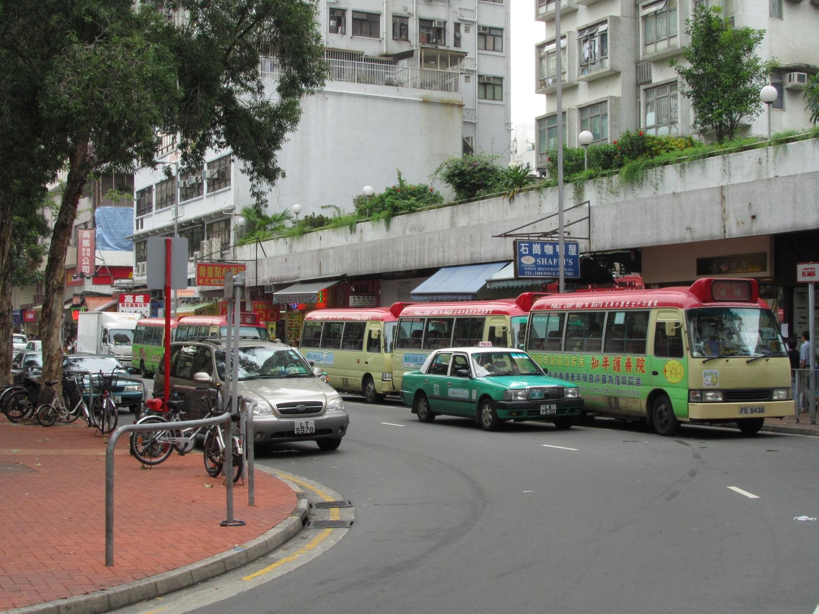 元朗 (阜財街) 總站