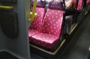 Purple priority seats