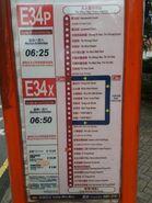 LWB E34X Route Map(2016-11-01)