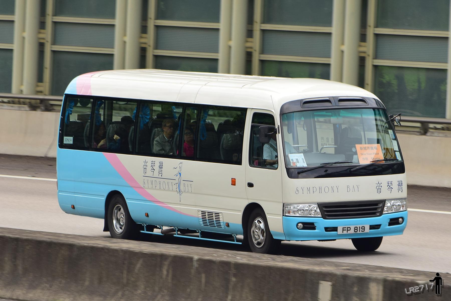 居民巴士NR524線
