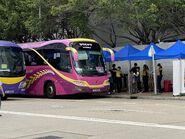 Keung Kee Tours SZ3682 MTR Free Shuttle Bus E99M 13-06-2021(1)
