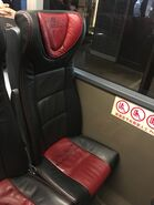 Cityflyer Priority Seat