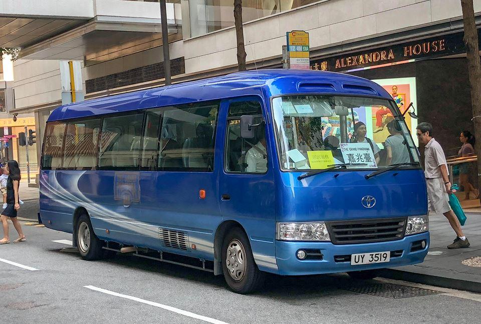 居民巴士HR56線