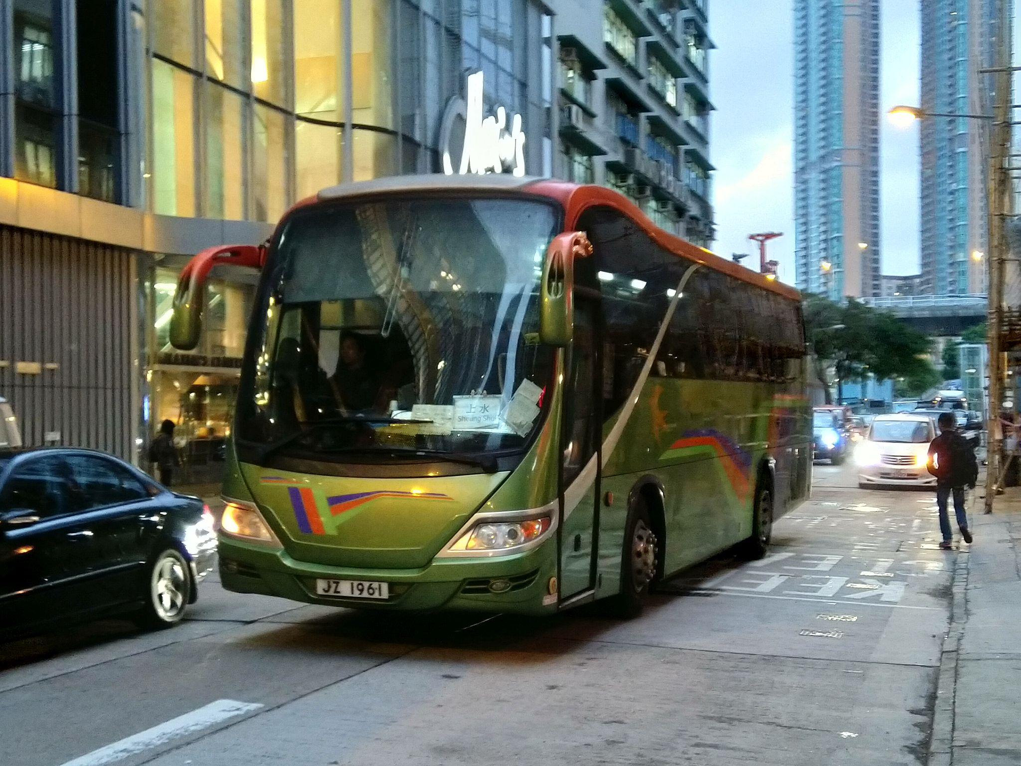 居民巴士NR104線