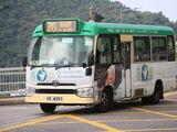 港島專綫小巴28線
