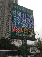 Tung Chung Cable Car Terminal bus stop 22-04-2015(5)