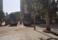 City One Shatin Bus Teminus 03-02-2021