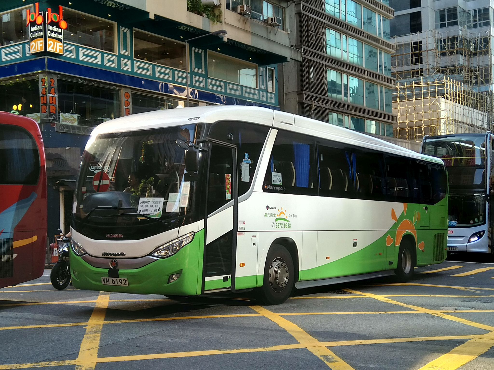 居民巴士NR917線