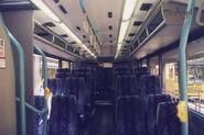 CTB 2700 lower decker seats
