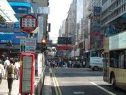 Mong Kok Station Nathan Road 20120317 2