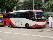 Jackson Bus UG1343 MTR Free Shuttle Bus E99M 30-05-2021