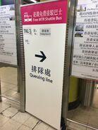 MTR Free Shuttle Bus TKL3 stop 1
