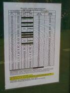 NR809 timetable eff 20170601