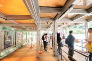 Shing Mun Tunnels Bus Interchange TW 9 20170709