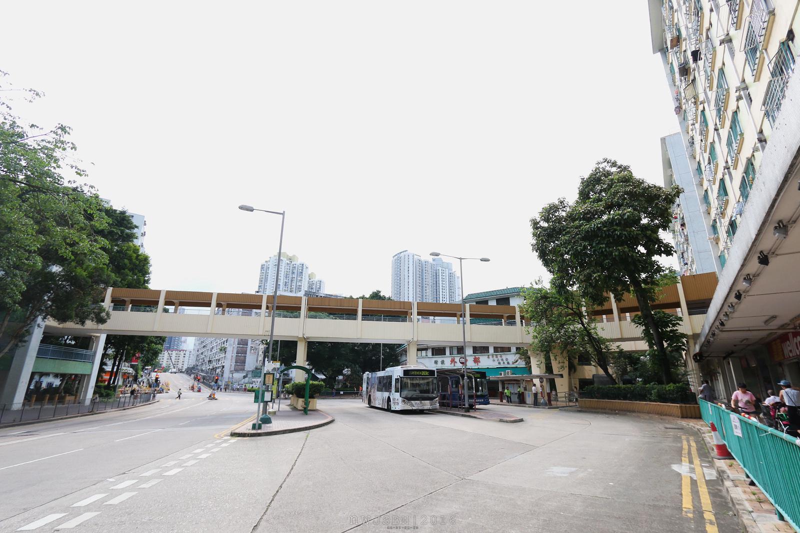 大坑東總站