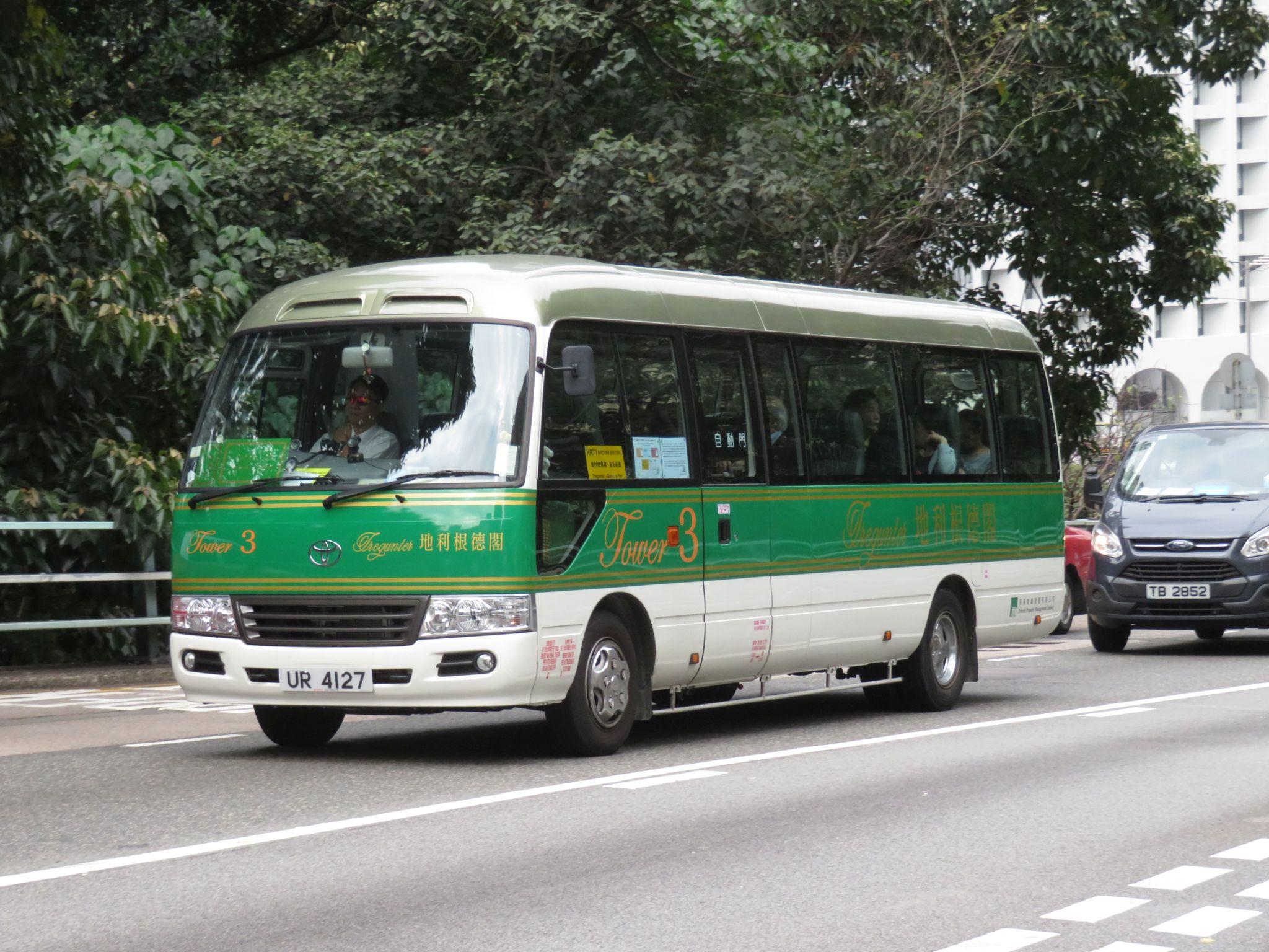 居民巴士HR71線
