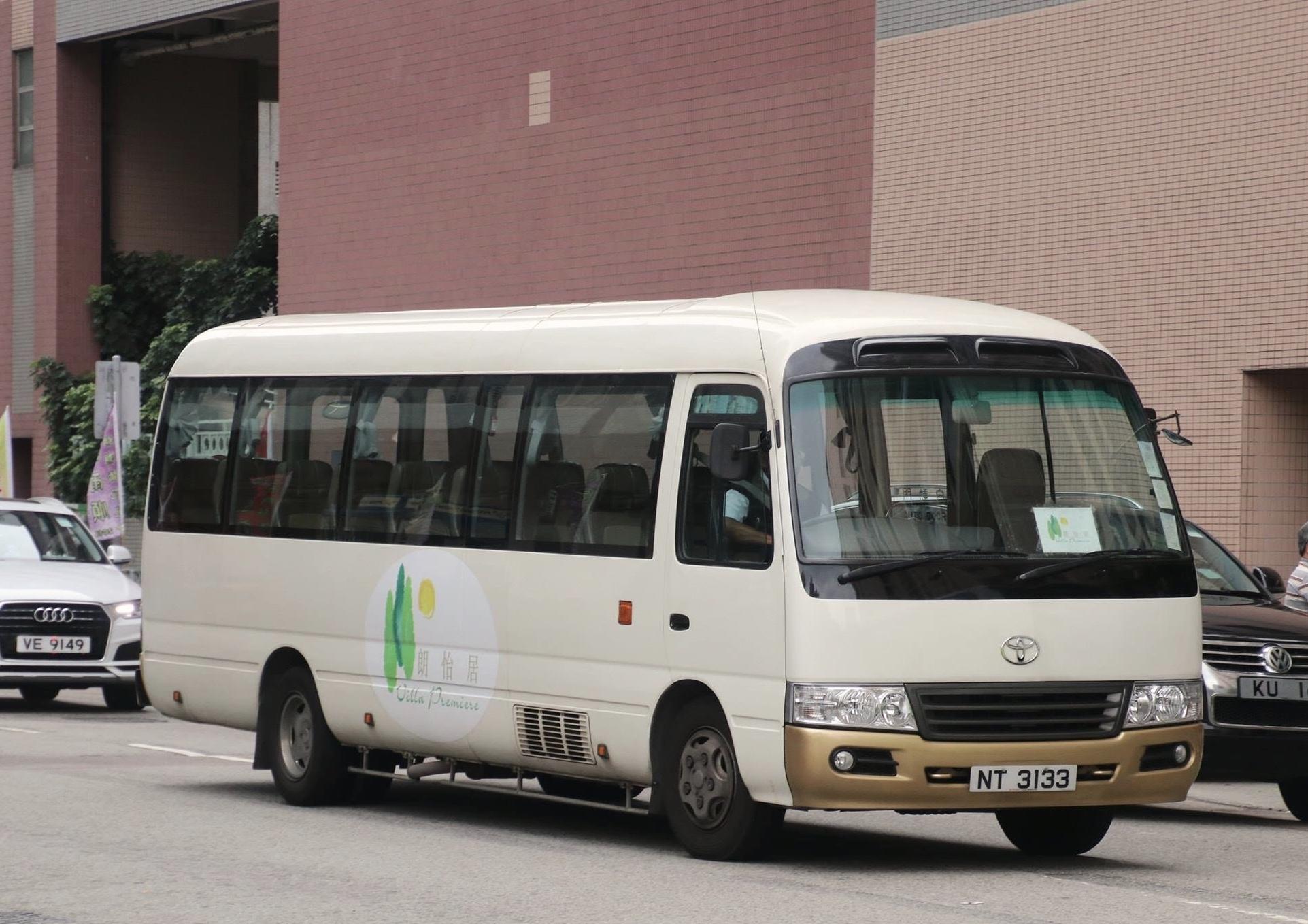 居民巴士NR966線