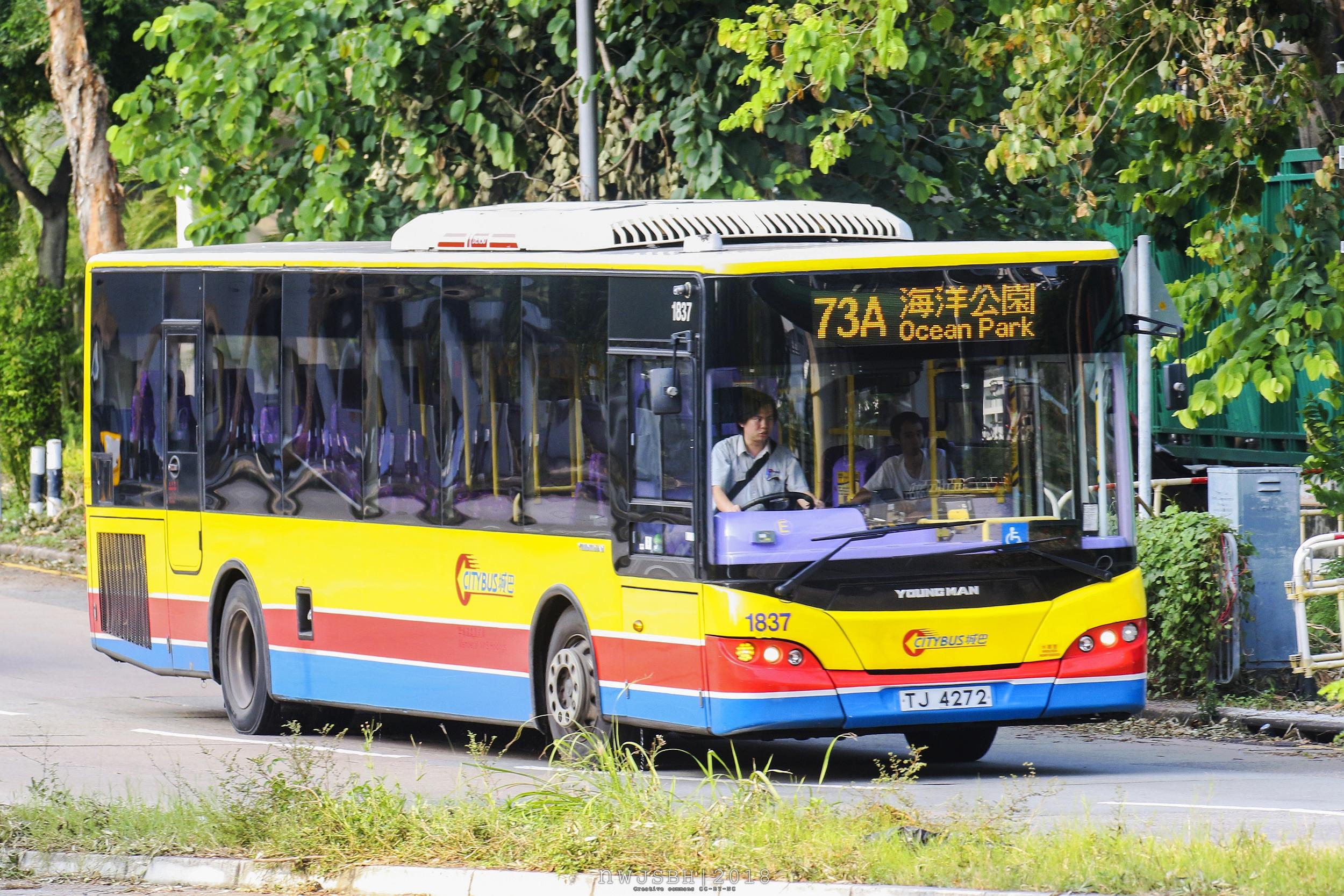 城巴73A線