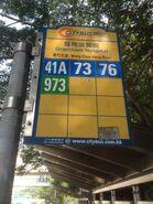 Grantham Hospital bus stop 24-05-2016(2)