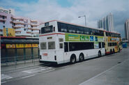 KMB 12A bus in Nam Cheong