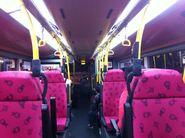KMB SH172 lower seats