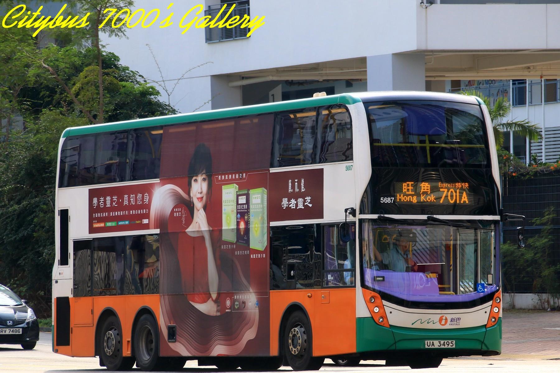 新巴701A線
