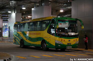 MV286 East Kowloon Express Route Yau Tong Special