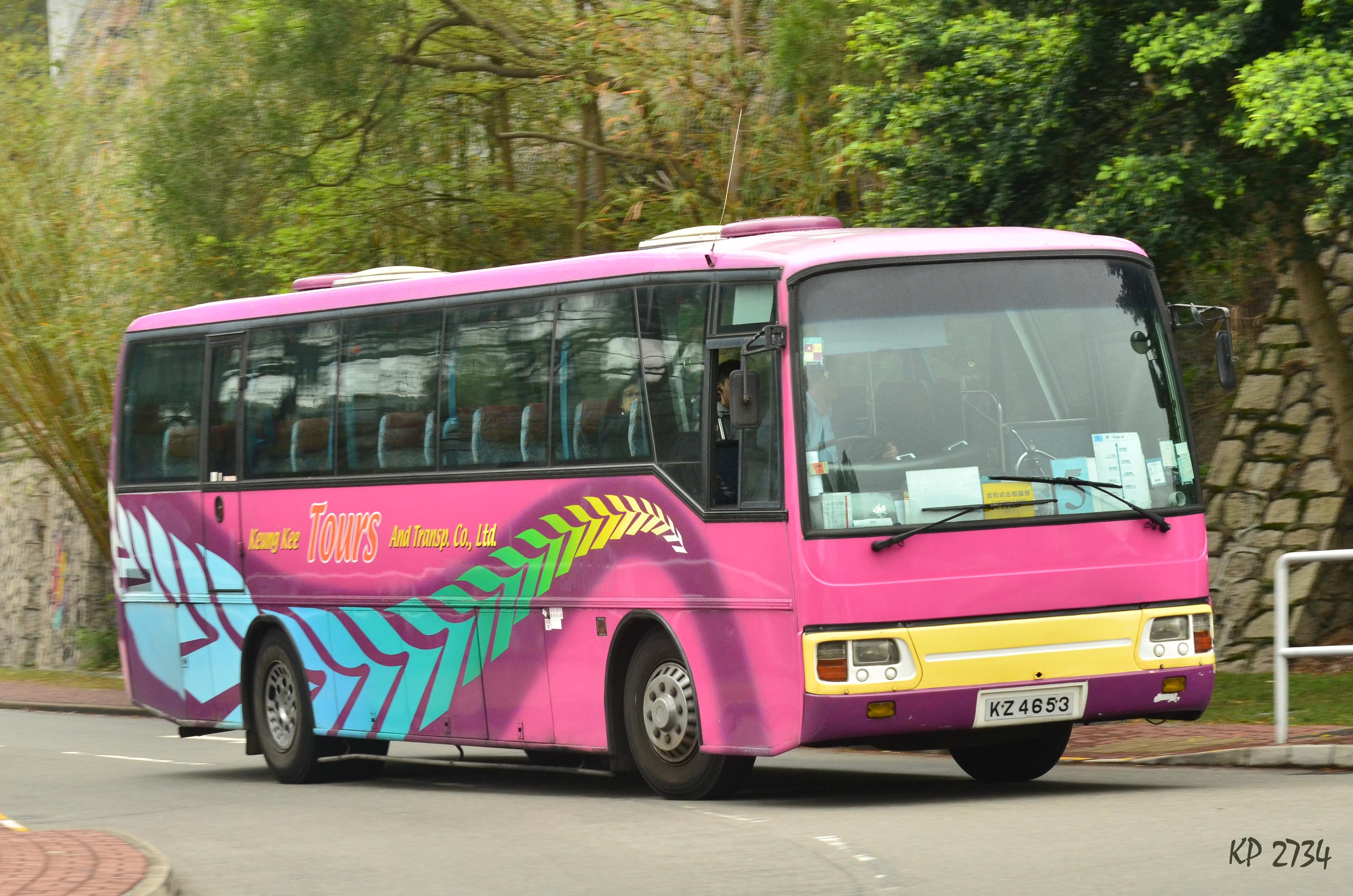 香港中文大學校巴5號線