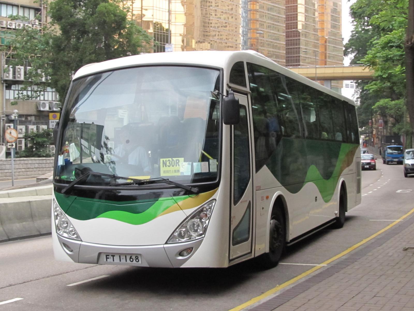 居民巴士NR30線