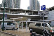 Tung Chung Station Exit D GMB Parking Space 20190914