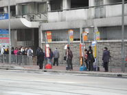 Bo Fung Gardens bus stop (2014 01)