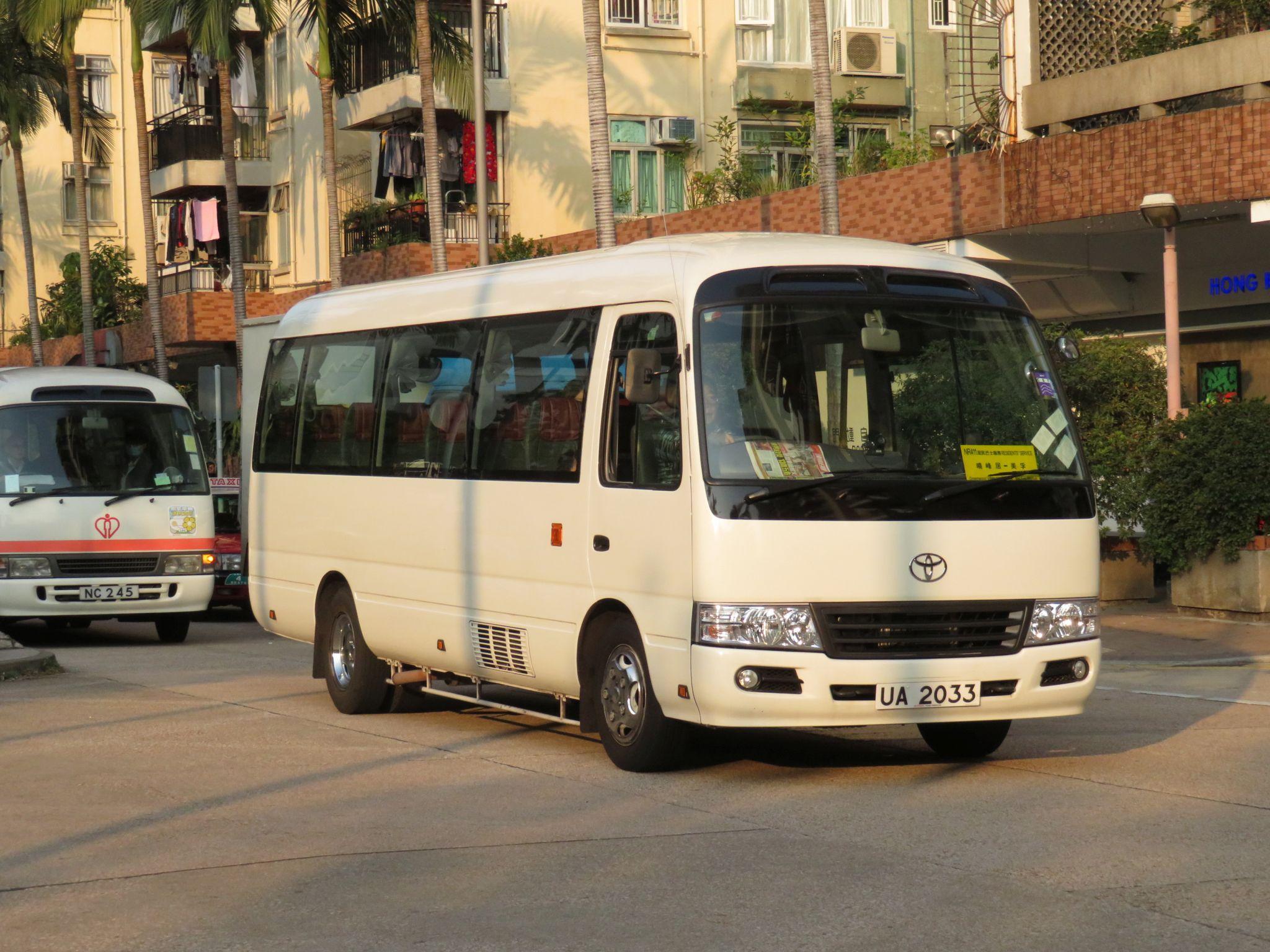 居民巴士NR411線