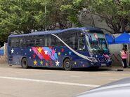 Hang Po Transportation NN7008 MTR Free Shuttle Bus E99M 30-05-2021