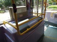 NWFB E500 11.3m mini luggage rack