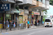 Tin Wan Street, Shek Pai Wan Rd E 201612