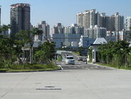Huanggang Port 2011 departure 2