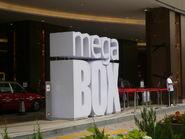 MegaBox -Logo