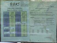 NR511 timetable eff 20120312