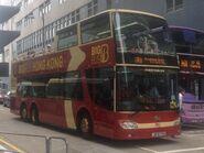 13 Big Bus Blue route 15-04-2017 3
