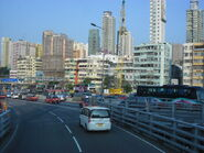 Chatham Road North near Hong Chong Road Exit