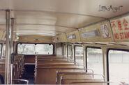 KMB AD1 upper decker seats