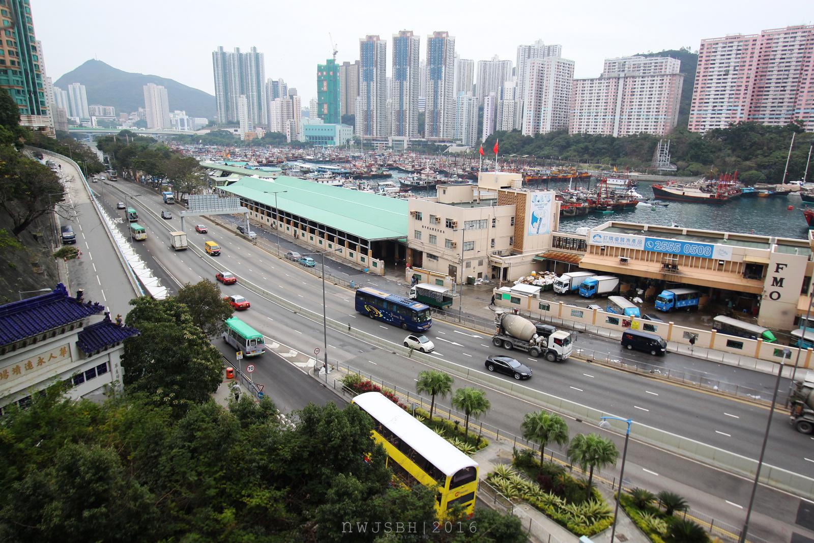 香港仔海傍道