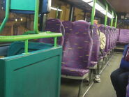 CTB Trident 3601 seats