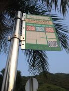 Discovery Bay Tunnel Toll Plaza bus stop 21-04-2015(2)